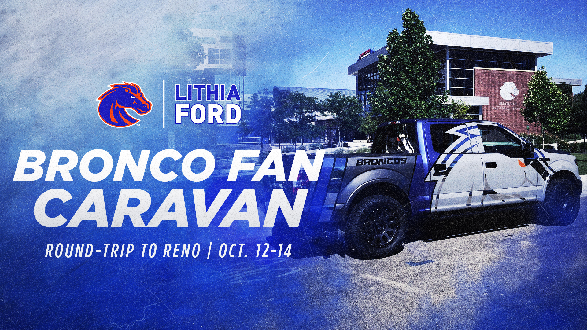 Lithia Ford Boise >> Lithia Ford Fan Caravan To Head To Reno Boise State University