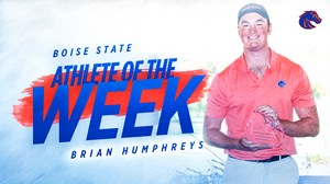 Brian Humphreys AotW
