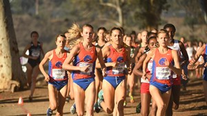 2018 OCT 26: The 2018 Mountain West Men's and Women's Cross Country Championship is held at Morley Field and Balboa Park in San Diego, CA. Justin Tafoya/NCAA Photos