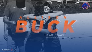 Allison Buck Named Head Beach Volleyball Coach