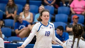 Boise State Volleyball 2018 Scrimmage, Brooke Sutton Photo