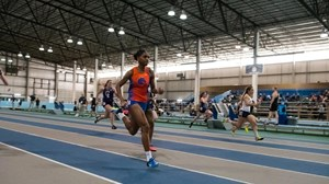Boise State Challenge, Track and Field, Spring, Jessica Vargas Photo