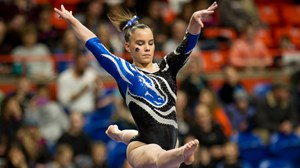 Boise State Gymnastics vs Sacramento State, Allison Corona photo