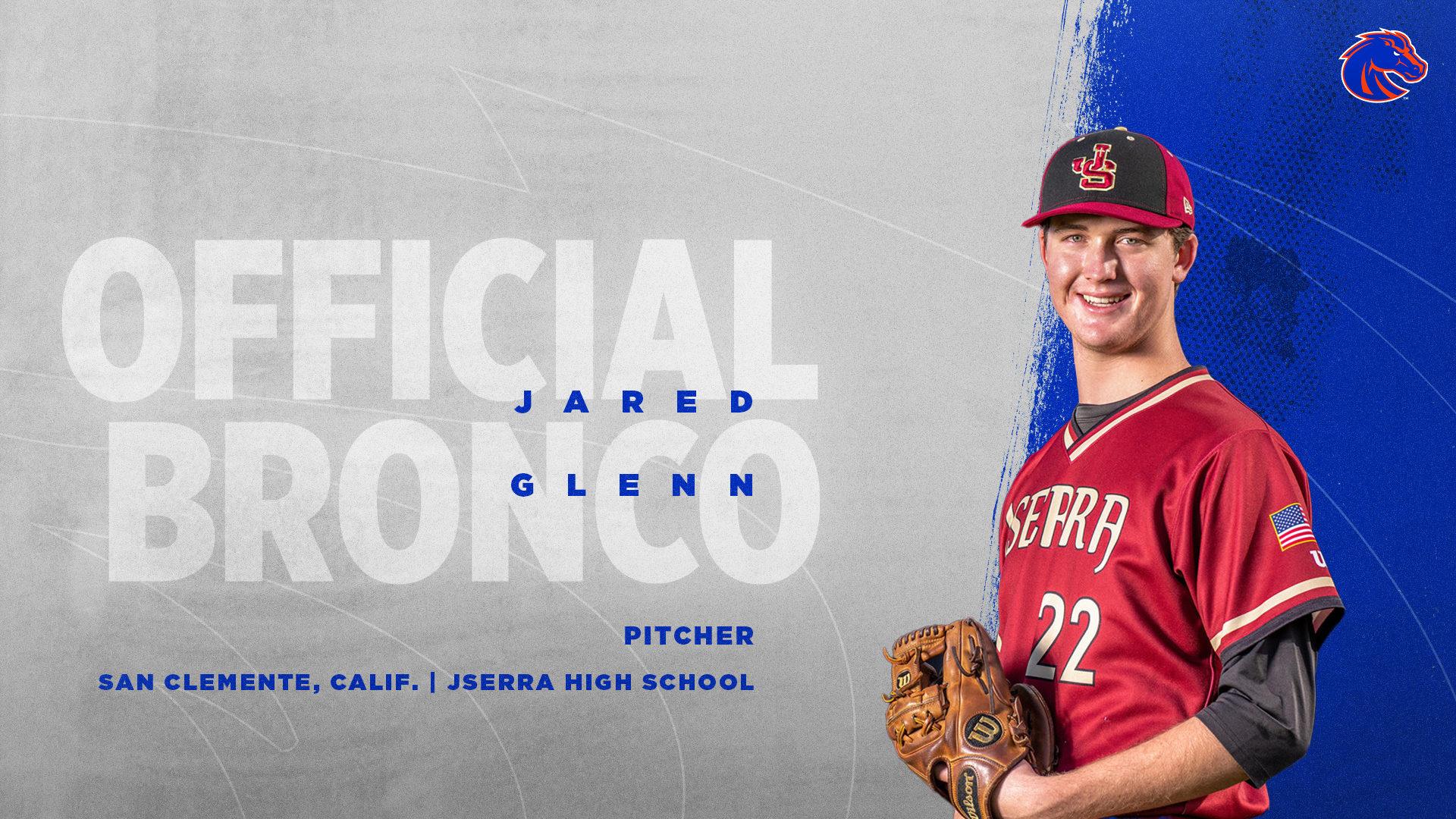 Boise State Signs Southern California Pitcher Boise State University Athletics
