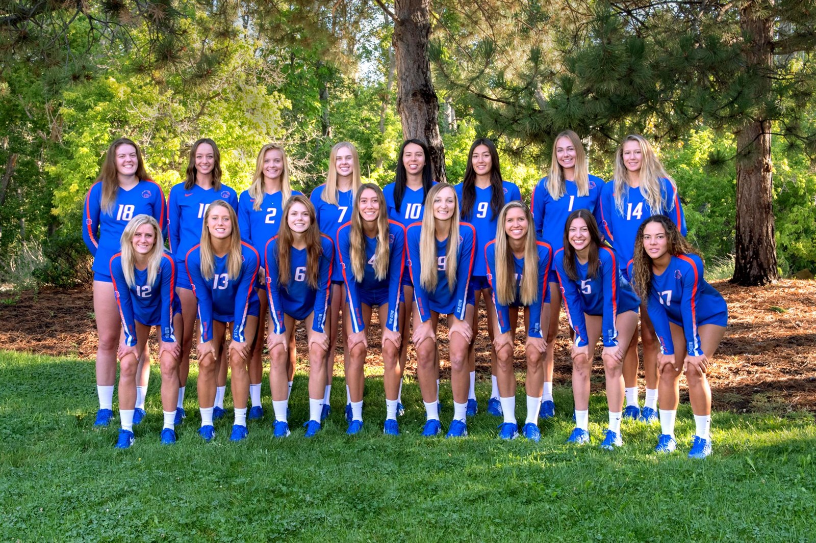 2019 Women S Volleyball Roster Boise State University Athletics